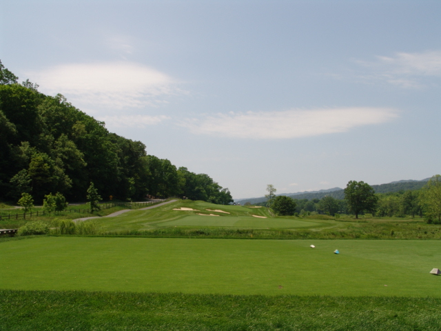 Bedford Springs Old Course