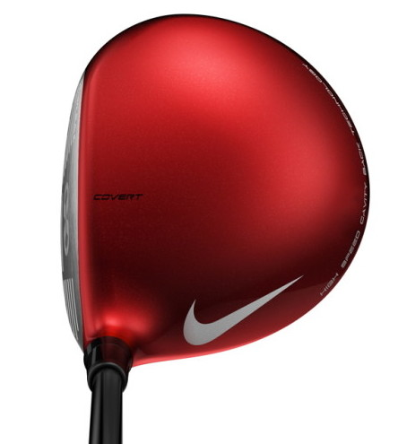 Nike releases bold new Covert driver line