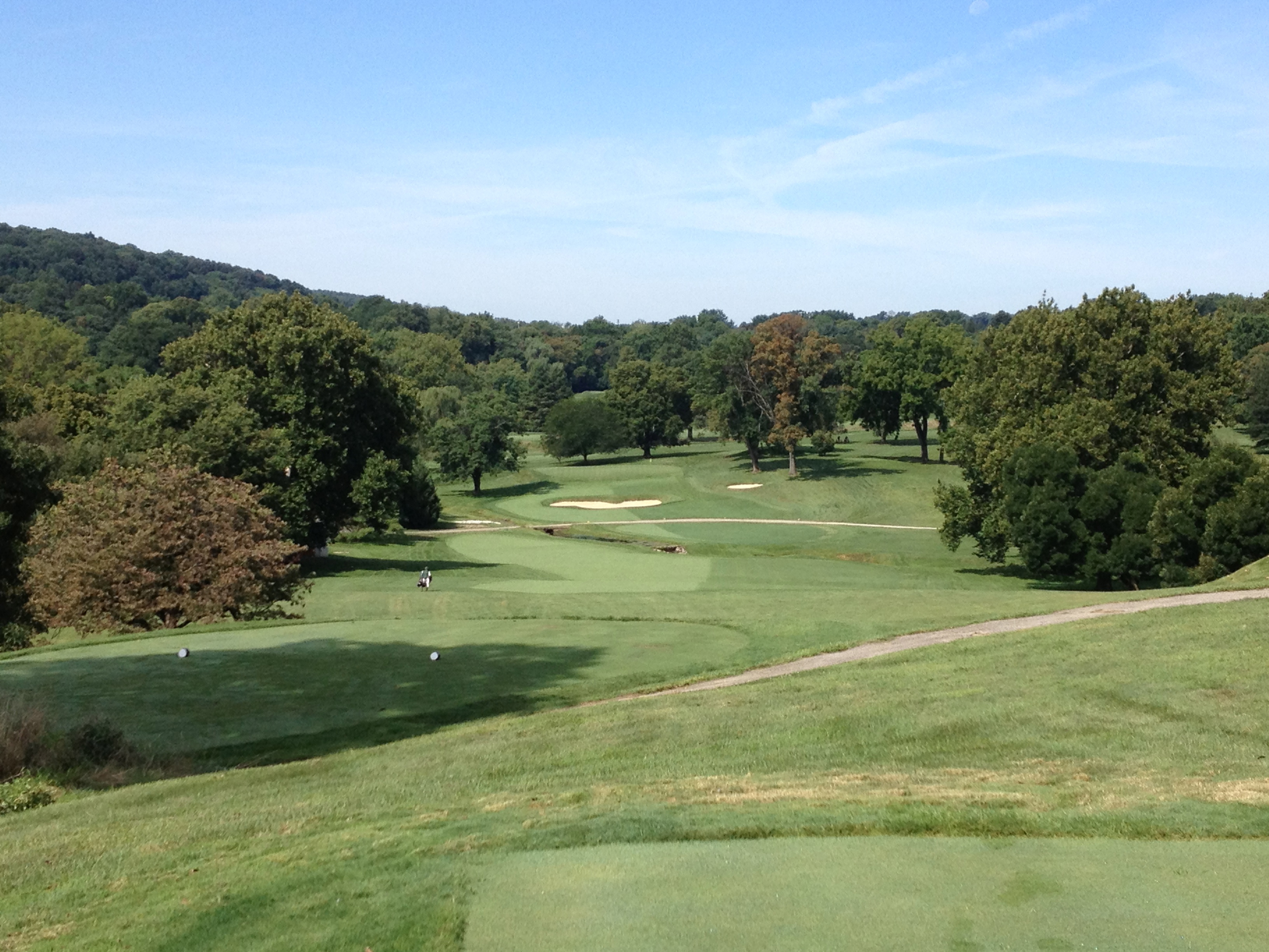 Gulph Mills Golf Club 3rd Hole