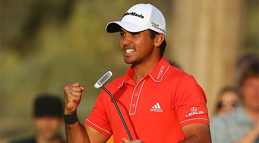 Jason Day outlasts Dubuisson to win Match Play