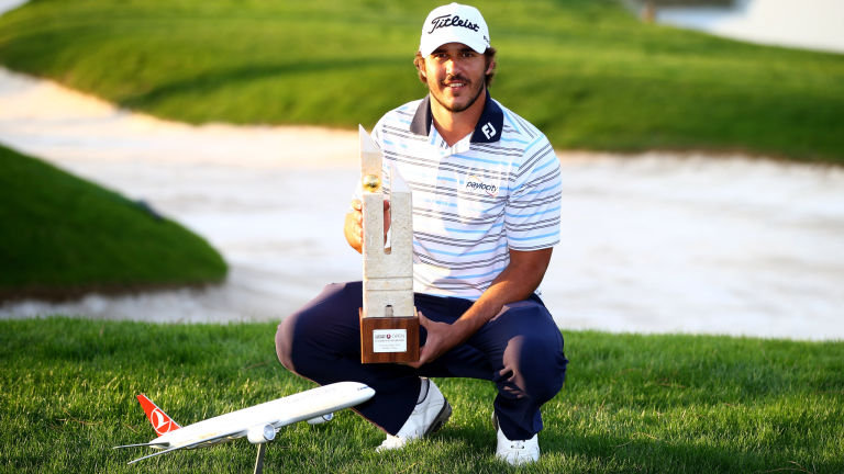 Koepka breaks through with Victory in Turkey