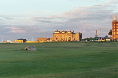 Five St. Andrews holes to Fear