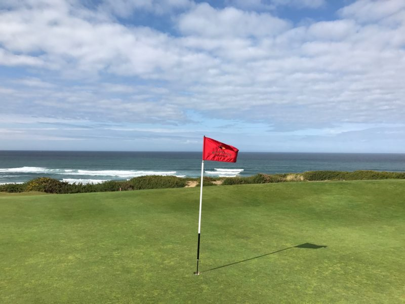 Eugene Country Club and Bandon Dunes
