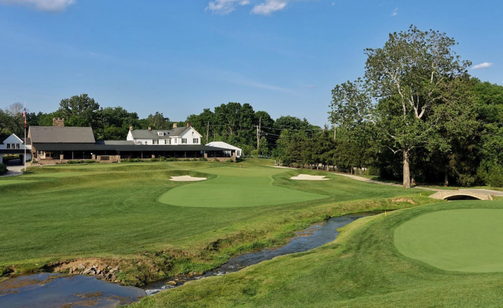 Philadelphia Cricket Club Wissahickon Right On Par