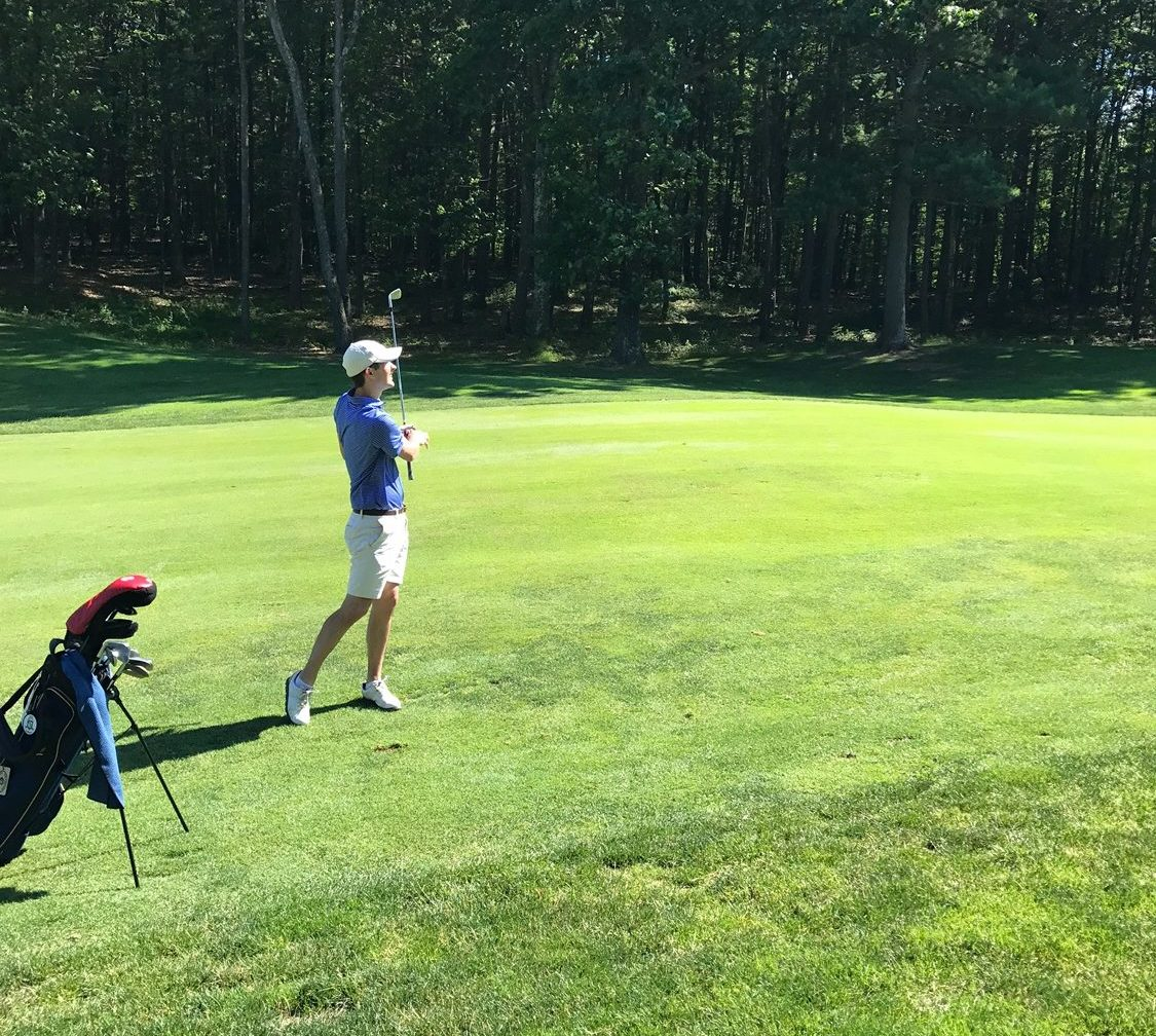 Entry back into Competitive Golf