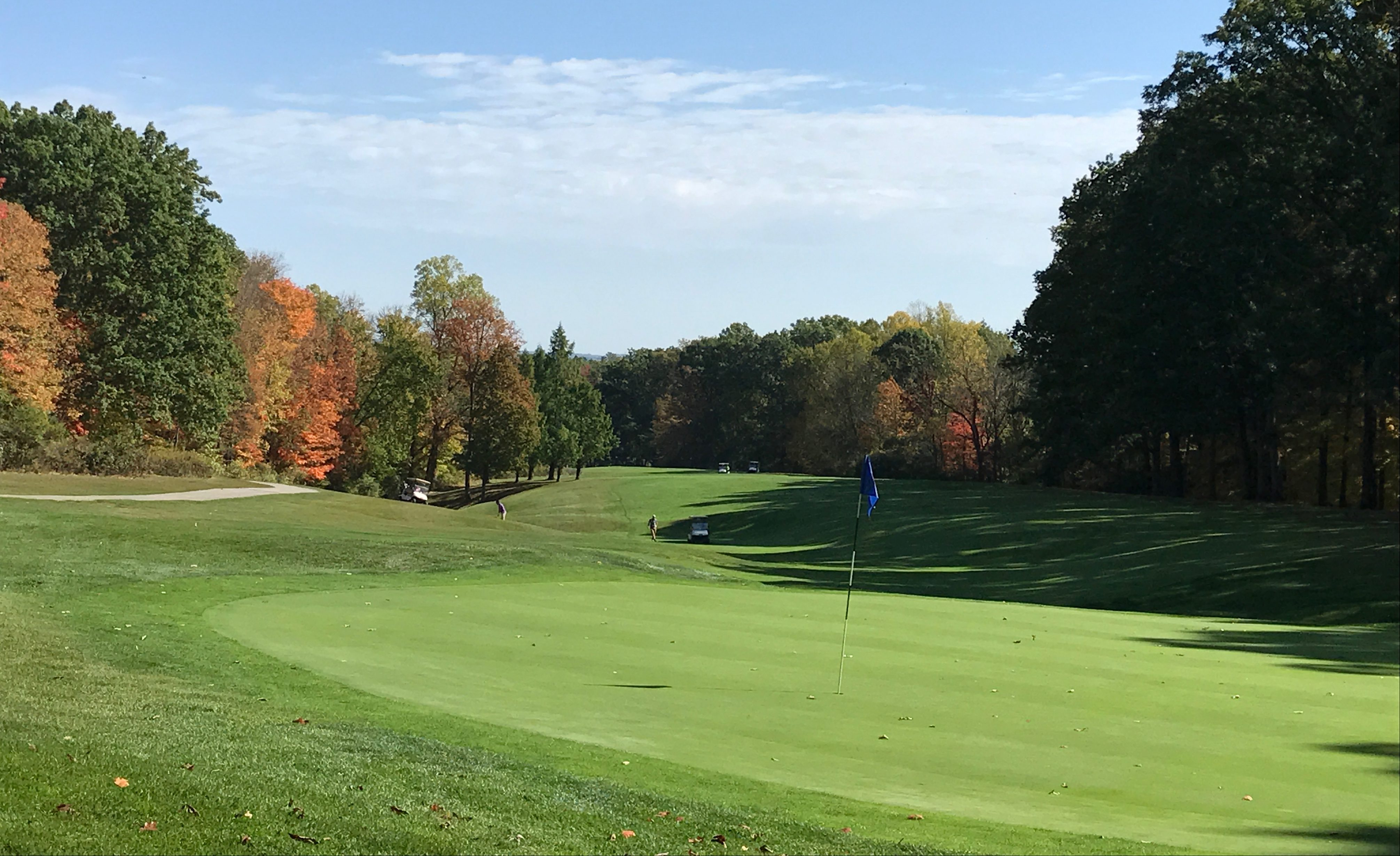 Cuyahoga River Valley Pure: Sleepy Hollow Golf Course