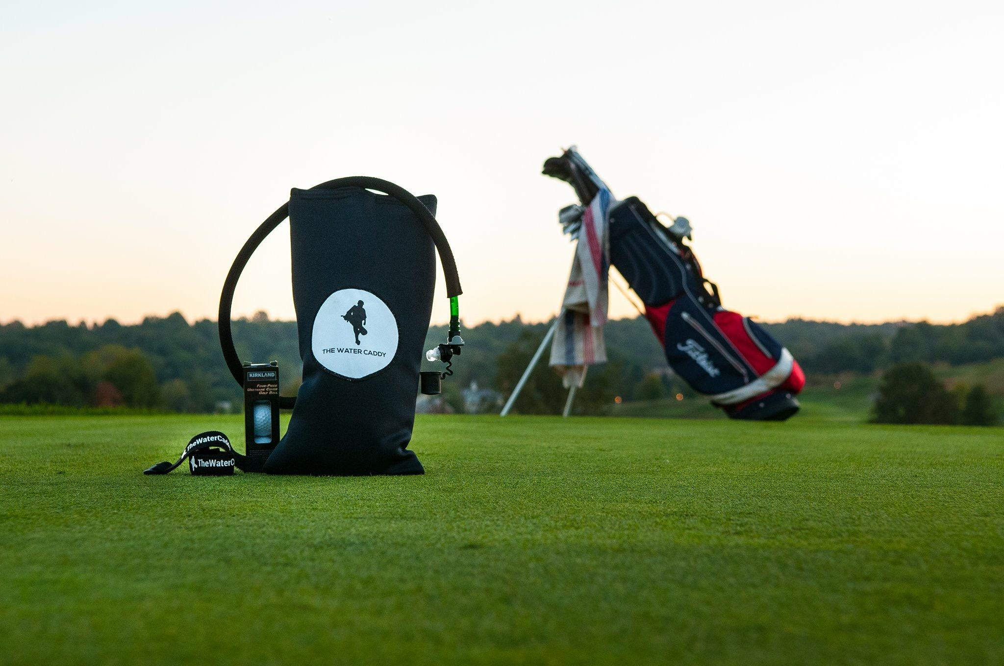 Why every golfer needs The Water Caddy
